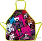 FARTUSZEK MONSTER HIGH - SERIA III