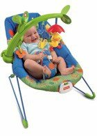 LEŻACZEK BUJACZEK COOCON COZY FISHER PRICE X3843