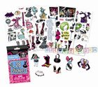 MONSTER HIGH Upiorne naklejki