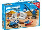 PLAYMOBIL 6144 SuperSet PLAC BUDOWY