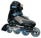Rolki Goldstar Profi Super Plus 32-35 blue ABEC 5