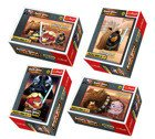 TREFL mini puzzle 54 el. ANGRY BIRDS STAR WARS 54135