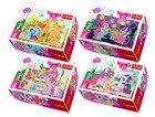 TREFL mini puzzle 54 el. KUCYKI MY LITTLE PONY 54128