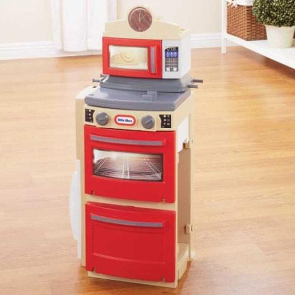 Little Tikes Kuchnia Kompaktowa Cook And Store  Zestawy sklepowe i domowe za   -> Kuchnia Dla Dzieci Little Tikes