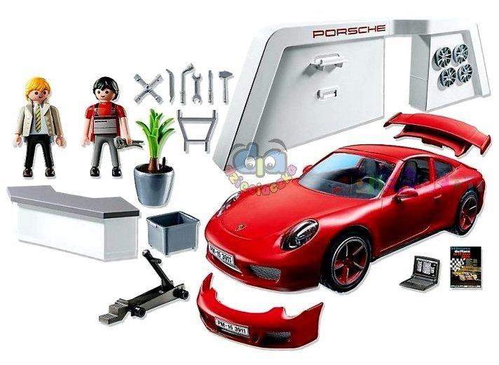 playmobil 3911 porsche 911 carrera s zabawki playmobil zabawki dla dzieci w wieku od 4 lat. Black Bedroom Furniture Sets. Home Design Ideas