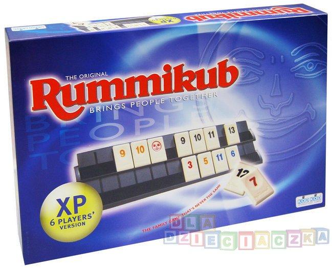 Strona główna Zabawki Gry Rummikub XP dla 6 graczy De luxe