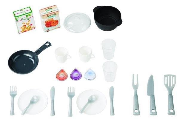 SMOBY Kuchnia Bon Appetit  Zestawy sklepowe i domowe zabawki dla dzieci w wi   -> Kuchnia Dla Dziecka Od Jakiego Wieku