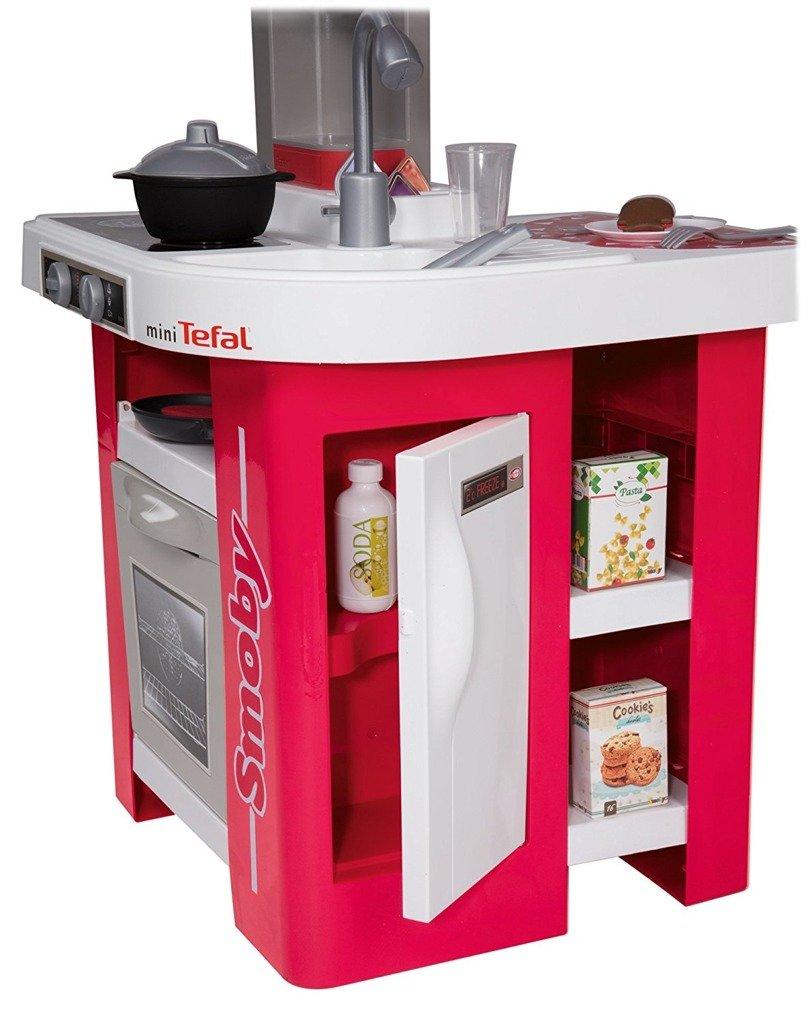 SMOBY Kuchnia elektroniczna Tefal Studio  Zestawy sklepowe i domowe zabawki
