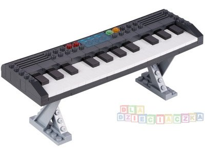 Creative Power - Pianino, keyboard, bocian... 500 kl. - klocki Cobi 20502