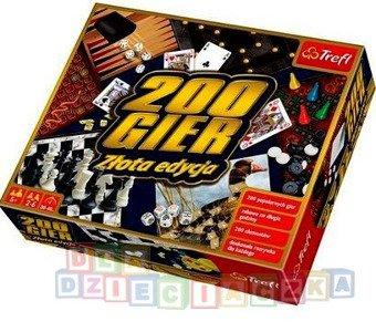 Strona główna Zabawki Gry KALEJDOSKOP 200 gier ZŁOTA EDYCJA 00771