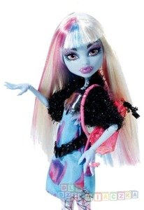 MONSTER HIGH Upiorni uczniowie ABBEY BOMINABLE X4636/Y8502