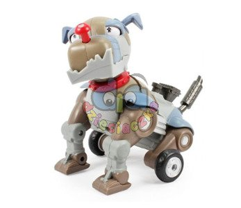 Mini Wrex the Dawg PIES- ROBOT