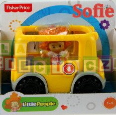 POJAZD LITTLE PEOPLE Fisher Price C4412