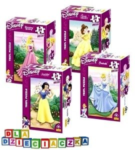 Puzzle 54el. Mini Princess 54059