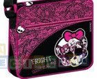 MONSTER HIGH TORBA FORMAT A5 FRIGH UGH....MAZING