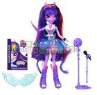 My Little Pony  EQUESTRIA ŚPIEWAJĄCA A6683 Twinlight Sparkle