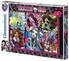 PUZZLE 250 EL. MONSTER HIGH Clementoni SuperKolor