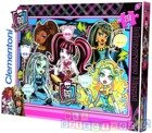 PUZZLE 250 el MONSTER HIGH Clementoni