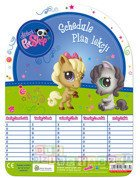 Plan lekcji Littlest Pet Shop  613917