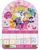 Plan lekcji My Little Pony stk9