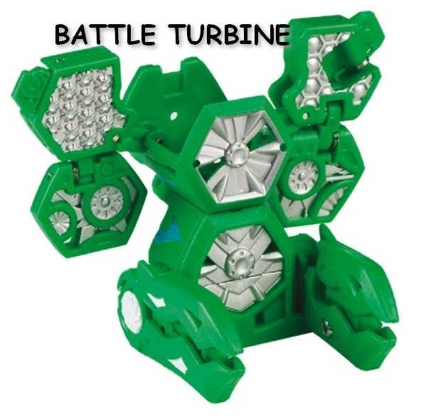 BAKUGAN GUNDALIAN BATTLE GEAR