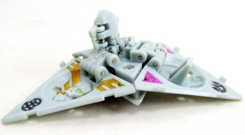 BAKUGAN PUŁAPKA trap TRIAD EL CONDOR GREY + karty