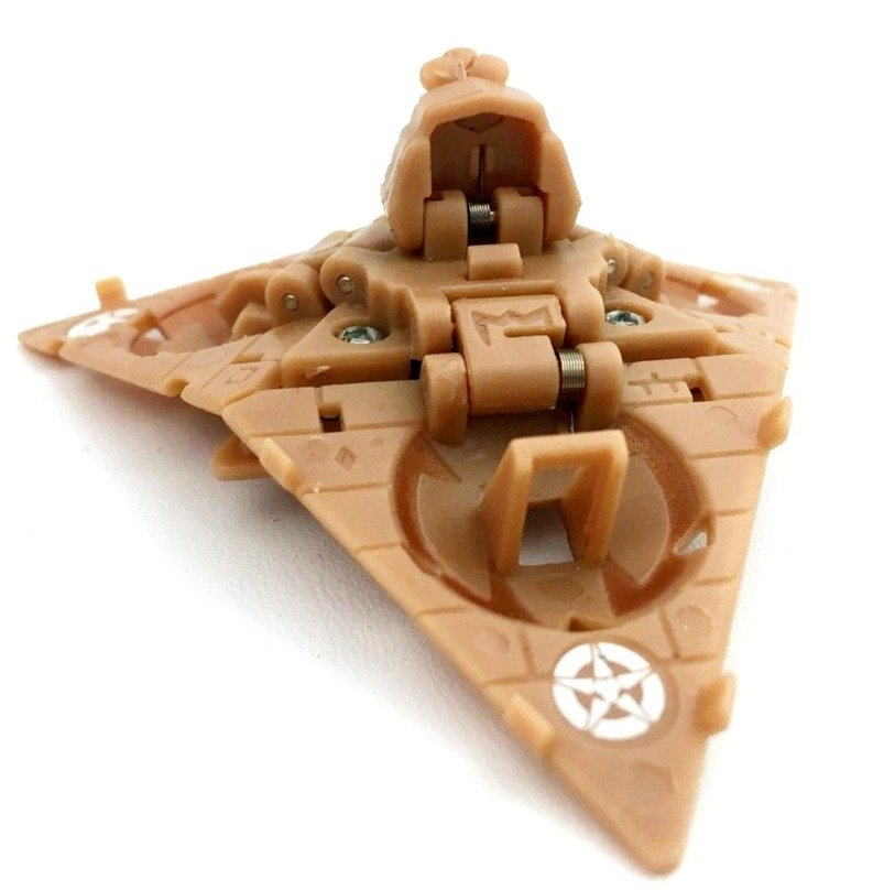 BAKUGAN PUŁAPKA trap TRIAD SPHINX BROWN + karty