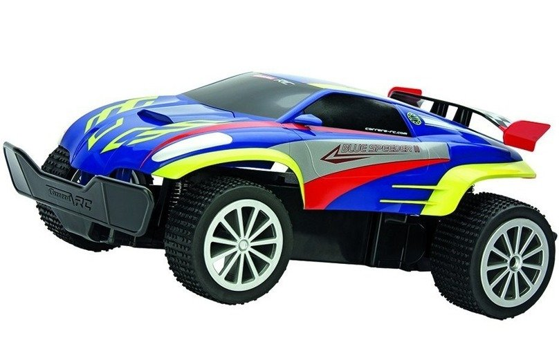 CARRERA RC Truggy Blue Speeder 2