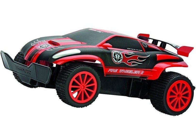 CARRERA RC Truggy Fire Wheeler 2 na radio