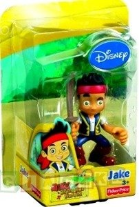FIGURKA JAKE I PIRACI Z NIBYLANDII FISHER PRICE X8166