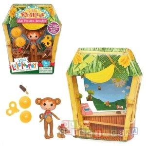LALKA LALALOOPSY MINI SILLY FUN HOUSE do wyboru (514) reklama TV