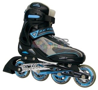 Rolki Goldstar Profi Super Plus 40-43 blue ABEC 5