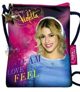 SASZETKA NA SZNURKU  Violetta 21 FEEL LOVE DREAM
